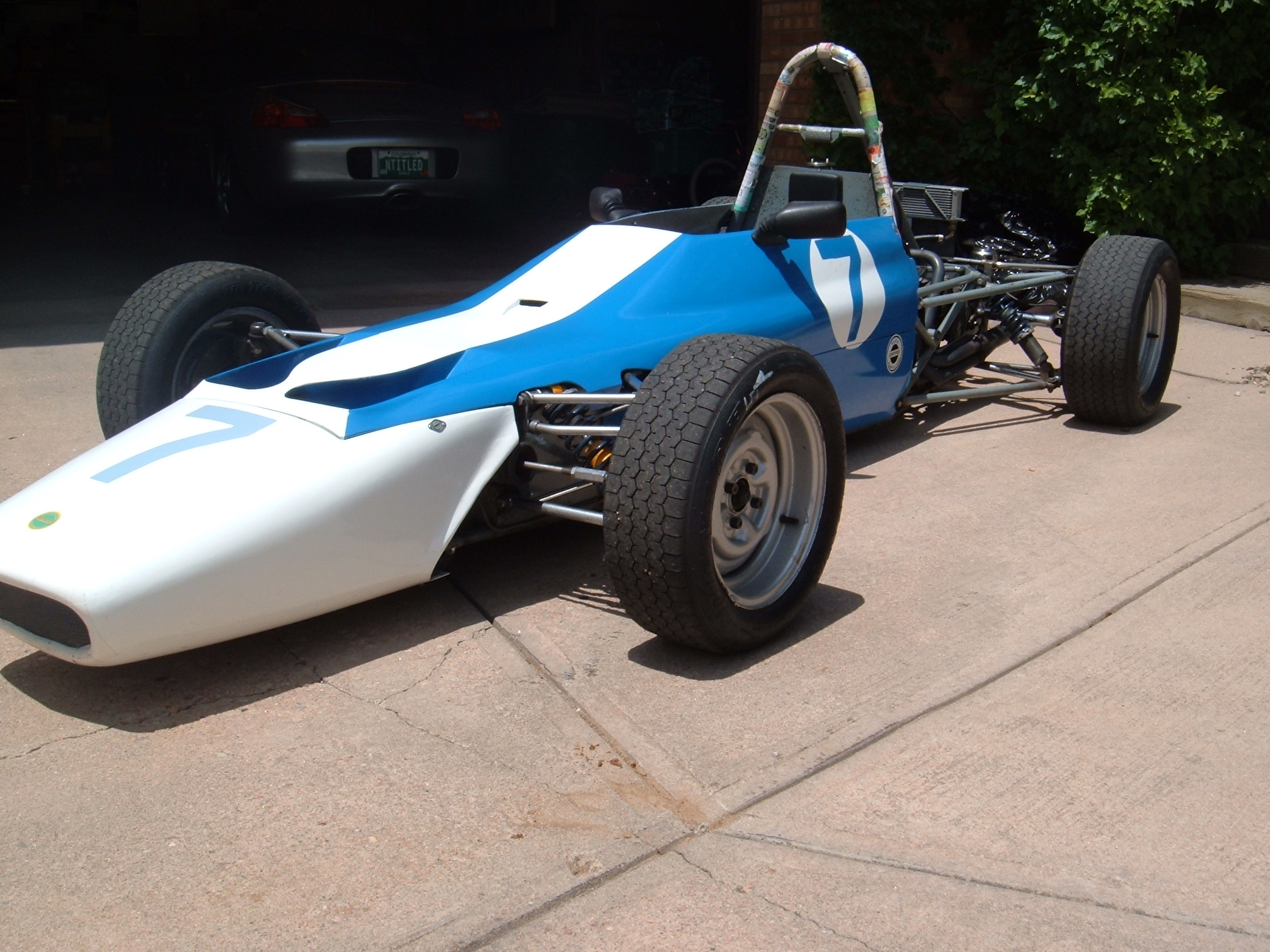 Contemporary Historic Formula Ford For Sale Ensign - Classic Cars ...