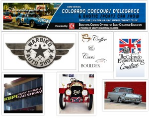 2016 Car Show & Event List